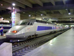 Comboio TGV
